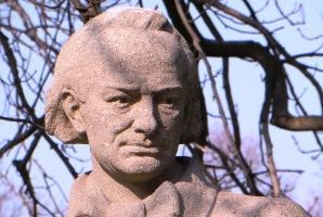 Baudelaire buste